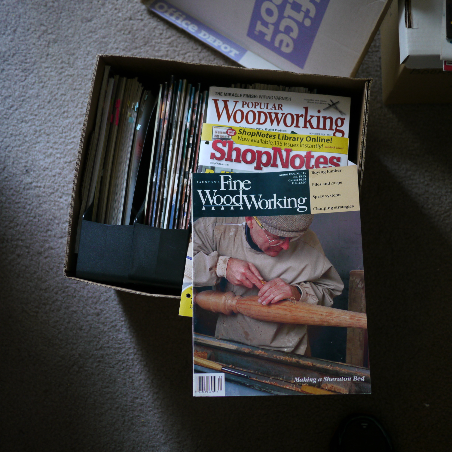 Woodworking Magazines K B Org