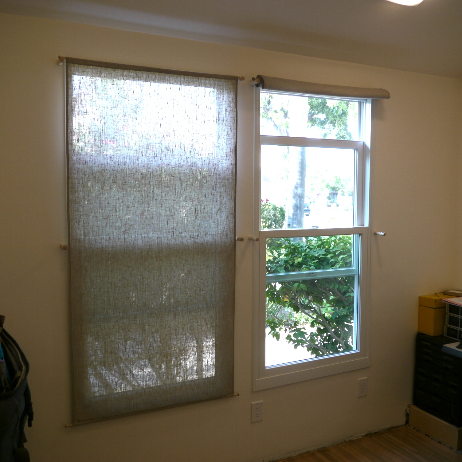 Curtains For Double Hung Windows