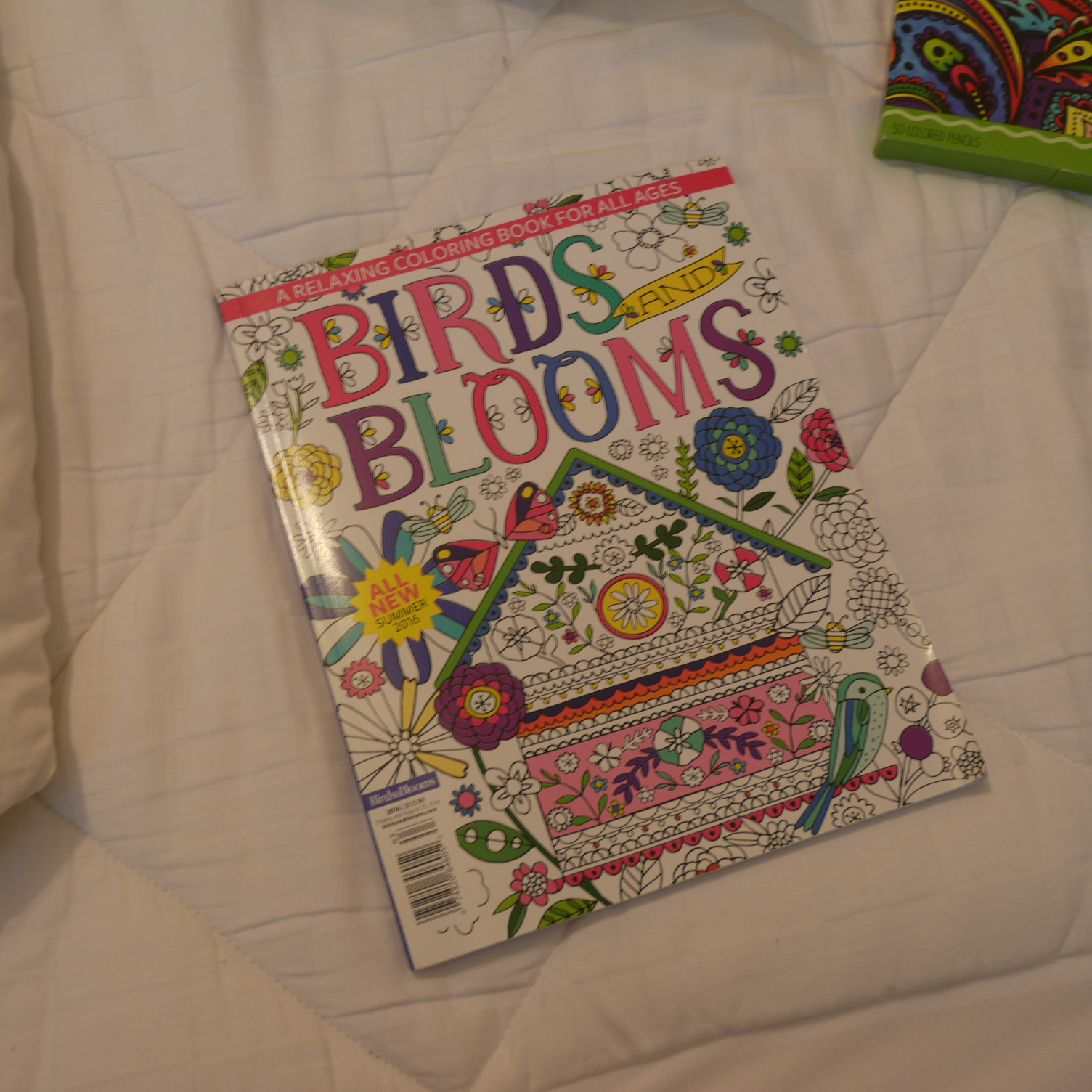 Coloring Book And Colored Pencil Set K B Org