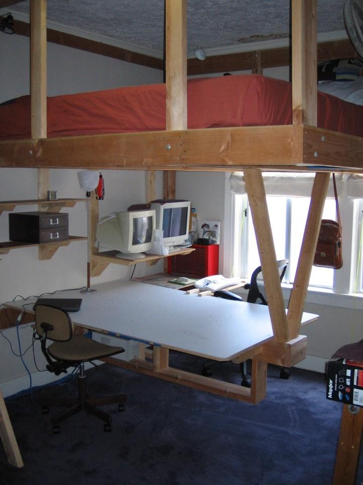DIY Apartment Furniture k borg
