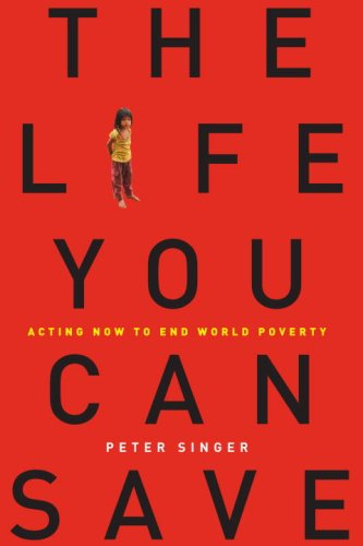 the solution to world poverty in the singer solution to world poverty an article by peter singer Peter albert david singer, ac (born 6 july 1946) is an australian moral philosopher he is the ira w decamp professor of bioethics at princeton university , and a laureate professor at the centre for applied philosophy and public ethics at the university of melbourne.